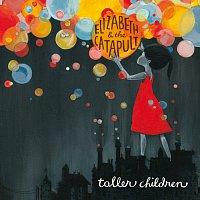 Přední strana obalu CD Taller Children