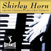 Přední strana obalu CD Light Out Of Darkness (A Tribute To Ray Charles)