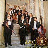 """I Solisti Italiani – Vivaldi: """"La Cetra"""" 12 Concerti, Op. 9"""