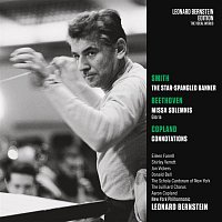 John D. Rockefeller III, Not Applicable – Smith: The Star-Spangled Banner - Beethoven: Missa solemnis in D Major, Op. 123 - Copland: Connotations for Orchestra