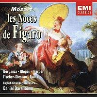 Dietrich Fischer-Dieskau, Heather Harper, Judith Blegen, English Chamber Orchestra, Daniel Barenboim – Mozart: Le Nozze di Figaro