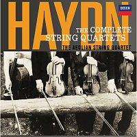 Přední strana obalu CD Haydn: The Complete String Quartets
