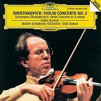 Gidon Kremer, Seiji Ozawa, Boston Symphony Orchestra – Shostakovich: Violin Concerto  No.2 / Schumann/Shostakovich: Violin Concerto in A minor
