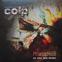 Přední strana obalu CD PHilosophisED