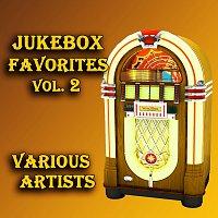 Přední strana obalu CD JukeBox Favorites, Vol. 2