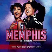 Přední strana obalu CD Memphis (Original London Cast Recording)