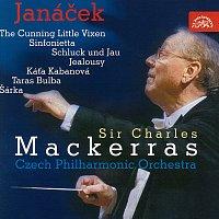 Česká filharmonie, Sir Charles Mackerras – Janáček: Suita z Lišky Bystroušky, Sinfonietta, Schluck und Jau, Žárlivost, Taras Bulba (Live)
