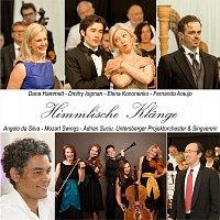 Angelo da Silva, Fernando Araujo, Untersberger Projektorchester, Dana Hammett – Himmlische Klänge