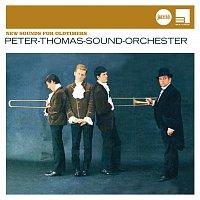 Přední strana obalu CD New Sounds For Oldtimers (Jazz Club)