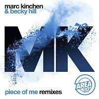 MK, Becky Hill – Piece of Me (Remixes)