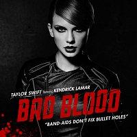 Přední strana obalu CD Bad Blood