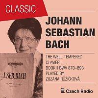 Zuzana Růžičková – J. S. Bach: The Well-Tempered Clavier, Book II BWV 870-893