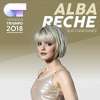 Přední strana obalu CD Sus Canciones [Operación Triunfo 2018]