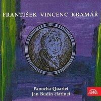 Jan Budín, Panochovo kvarteto – Krommer-Kramář: Klarinetové kvartety a kvintet