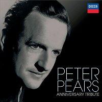 Přední strana obalu CD Peter Pears - Anniversary Tribute