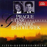 Luboš Brabec, Václav Hudeček, Zdena Kloubová, Jiří Bělohlávek – Pražské kytarové koncerty / Fišer, Bodorová, Mácha