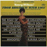 Nancy Wilson – From Broadway With Love