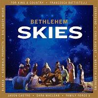 Přední strana obalu CD Bethlehem Skies