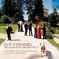 Kammerorchester Basel – Handel: Concerti Grossi op. 3 Nr. 1-6