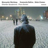 Kremerata Baltica, Gidon Kremer – Mieczysław Weinberg: Chamber Symphonies, Piano Quintet