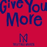 Yasutaka Nakata – Give You More