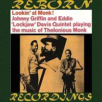 """Johnny Griffin, Eddie """"Lockjaw"""" Davis Quintet – Lookin' at Monk! (OJC Limited, HD Remastered)"""