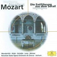 Fritz Wunderlich, Erika Koth, Lotte Schadle, Friedrich Lenz, Kurt Bohme – Mozart: Die Entfuhrung aus dem Serail (Highlights)