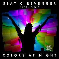 Přední strana obalu CD Colors At Night (feat. Kay)