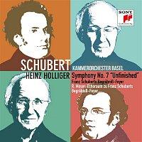 "Kammerorchester Basel & Heinz Holliger – Schubert: Symphony No. 7 ""Unfinished"" & Franz Schuberts Begrabnisz-Feyer, Roland Moser: Echoraum"