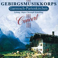 Gebirgsmusikkorps Garmisch-Partenkirchen – Concert