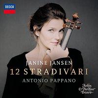 Janine Jansen, Antonio Pappano – 12 Stradivari