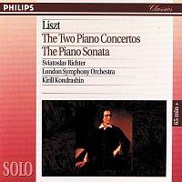 Sviatoslav Richter, London Symphony Orchestra, Kirill Kondrashin – Liszt: The Two Piano Concertos/The Piano Sonata