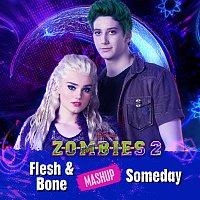 Milo Manheim, Meg Donnelly, Kylee Russell, Carla Jeffery, Chandler Kinney – Flesh & Bone/Someday Mashup
