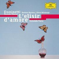 Přední strana obalu CD Donizetti: L'elisir d'amore