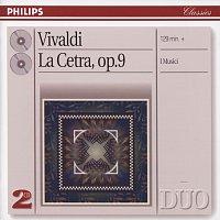"""Přední strana obalu CD Vivaldi: Concerti Op.9 - """"La Cetra"""""""