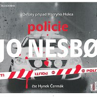 Hynek Čermák – Policie - Desátý případ Harryho Holea - komplet (MP3-CD)