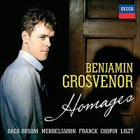 Benjamin Grosvenor – Homages