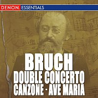 Alfred Scholz, Sinfonie Orchester des Sudwestfunks Baden-Baden – Bruch: Double Concerto, Op. 88 - Canzone for Cello & Orchestra, Op. 55 - Ave Maria, Op. 61