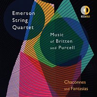 Emerson String Quartet – Chaconnes and Fantasias: Music of Britten and Purcell