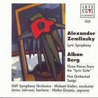 Viatka Orsanic – A. Berg: 3 Movements Of Lyric Suite, 5 Orchestra Songs op. 4, A Zemlinsky: Lyric Smphony