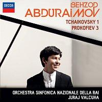 Behzod Abduraimov, Orchestra Sinfonica Nazionale della Rai, Juraj Valcuha – Tchaikovsky: Piano Concerto No.1; Prokofiev: Piano Concerto No.3