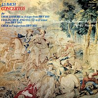 Neil Black, Carmel Kaine, William Bennett, Academy of St. Martin in the Fields – Bach, J.S.: Concertos for Oboe