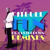 Pitbull, Chris Brown – Fun (Remixes)