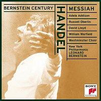 Adele Addison, Russell Oberlin, David Lloyd, William Warfield, Westminster Abbey Choir, New York Philharmonic, Leonard Bernstein – Handel:  Messiah