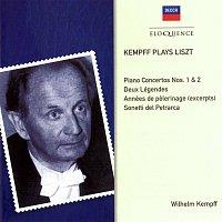 Wilhelm Kempff – Kempff Plays Liszt