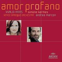 Přední strana obalu CD Vivaldi: Amor profano