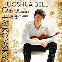 Michael Tilson Thomas, Joshua Bell, Berlin Philharmonic Orchestra – Tchaikovsky: Violin Concerto, Op. 35; Mélodie; Danse russe from Swan Lake, Op. 20 (Act III); Serenade melancolique [German Version]
