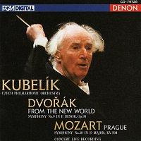 Czech Philharmonic Orchestra, Rafael Kubelík – Mozart: Symphony No. 38 - Dvorak: Symphony No. 9