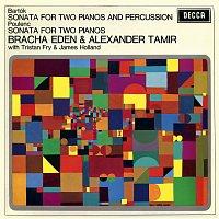 Bracha Eden, Alexander Tamir – Bartók: Sonata for Two Pianos & Percussion; Poulenc: Sonata for Two Pianos