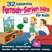 Die Partykids – 32 bekannte Fernseh-Serien Hits fur Kids